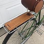 Amazon Com Wald Woody Rear Rack 215ww Bike