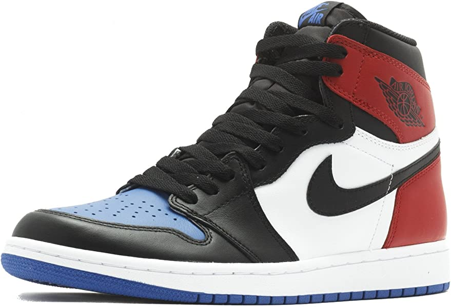 separation shoes b9fc9 93e9a Air Jordan 1 Retro High OG  quot Top 3 quot  - 555088 026. Back. Double-tap  to zoom