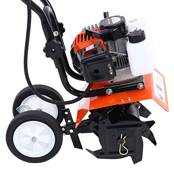 Amazon.com : Ridgeyard 1.65KW Commercial 52cc 2-Cycle Gas ...