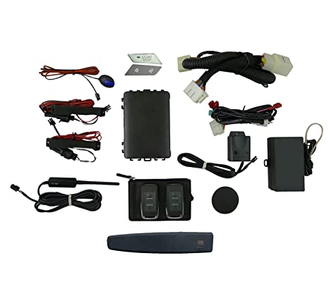 Amazon.com: easyGO Smart Key remoto Start y sistema de ...