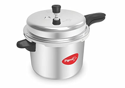 0a14286ff Buy Pigeon by Stovekraft Deluxe Aluminium Pressure Cooker