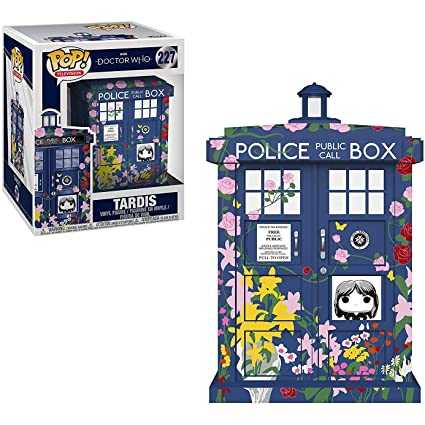 Amazon.com: Funko Clara Memorial: Doctor Who x Deluxe POP ...