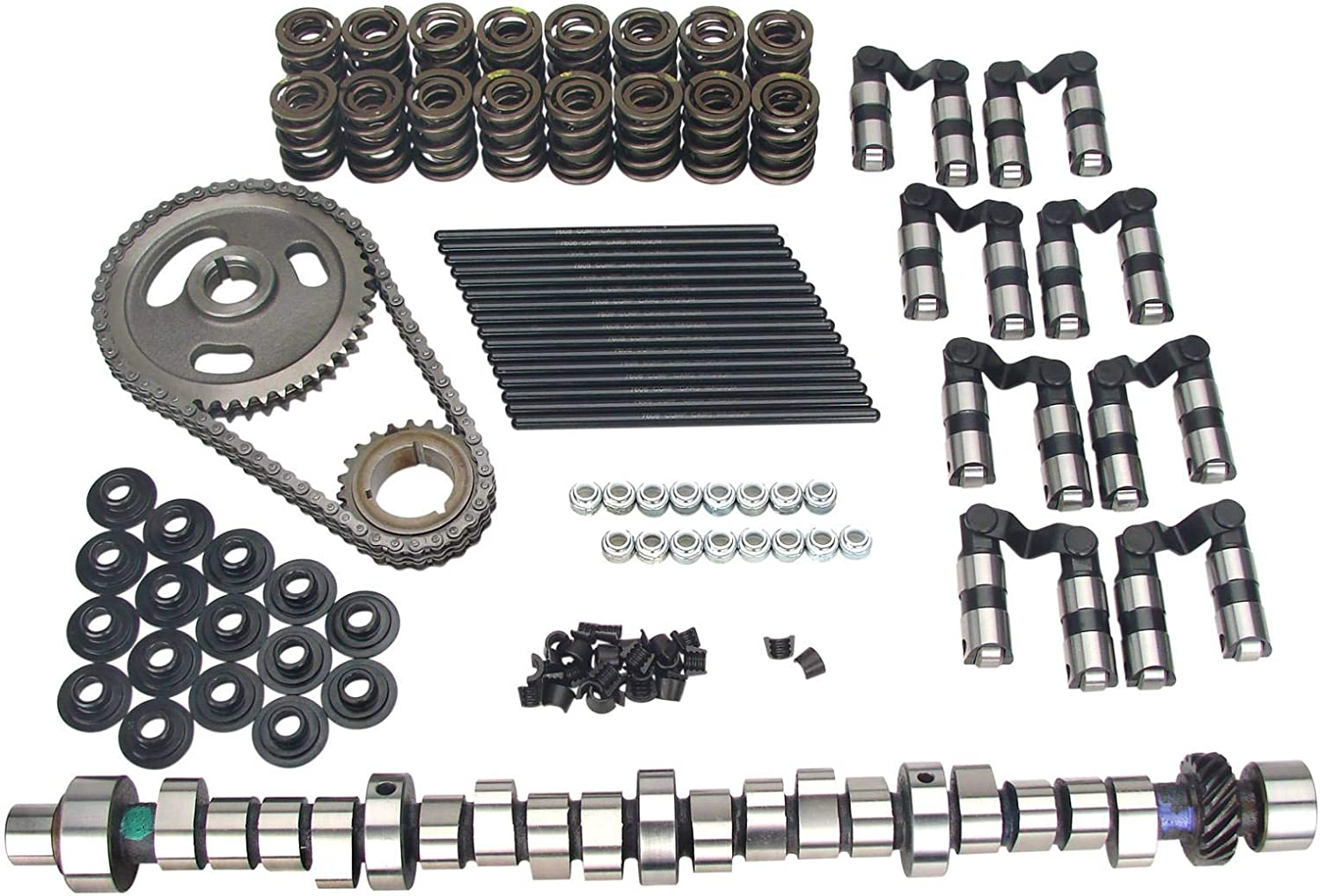 COMP Cams CL20-600-9 Thumpr 227//241 Hydraulic Roller Cam and Lifter Kit for Chrysler 273-360