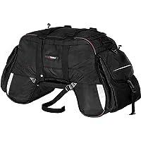 Viaterra 100% Waterproof Claw 2017 Motorcycle Tailbag (Black)