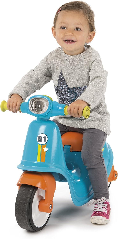 Kinderwagen Scooter mit R/ädern leise 721002 Smoby