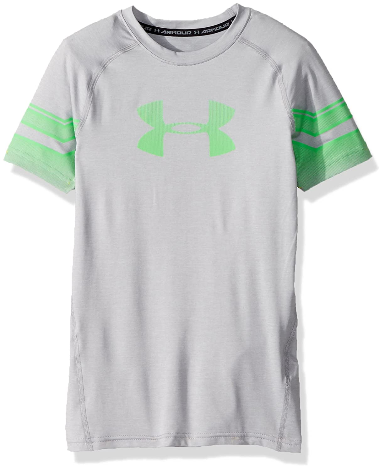 Under Armour Boys Graphic Short Sleeve