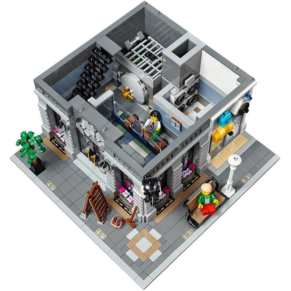 LEGO Creator Expert Brick Bank 10251 Construction Set by LEGO (Image #2)