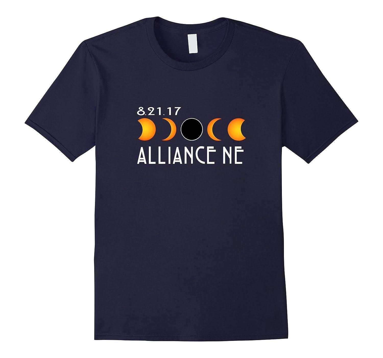 Alliance Nebraska Total Solar Eclipse 2017 T-Shirt