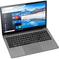 14 Zoll Notebook Windows 10 Laptop - Winnovo V146 Quad Core Intel Atom 4GB RAM + 32GB Festplatte, SD Kartenspeicher Erweiterung, 1920x1080 IPS Display, WLAN, Bluetooth, Akku 10000mAh, Deutsche(Silber)