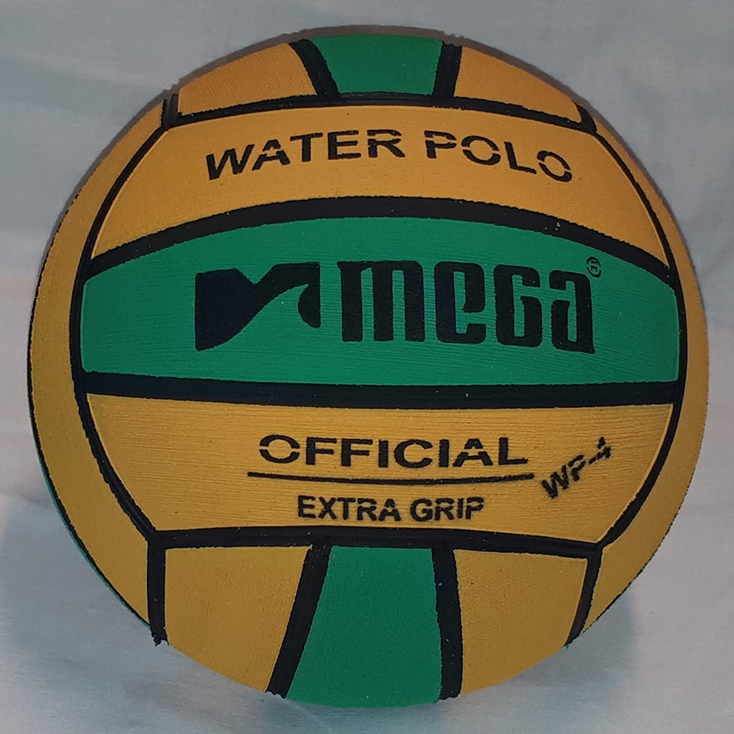 Mega Water Polo Ball - Balón de Golf (Talla 4), Color Verde y ...