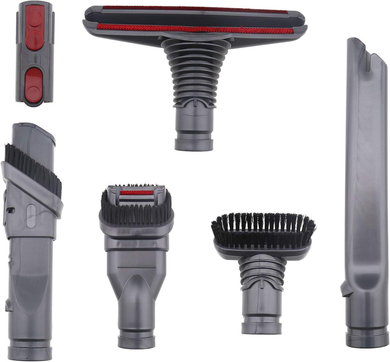 ENET - Kit de cepillos de Limpieza para Aspirador inalámbrico con ...