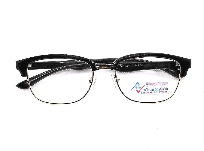 5119916b2a2 Amazon.com  American Vision   Vision Eyeglasses Retro Hipster ...