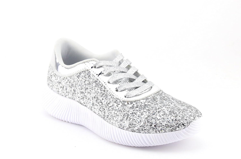 CALICO KIKI Women's Glitter Fashion Sneakers