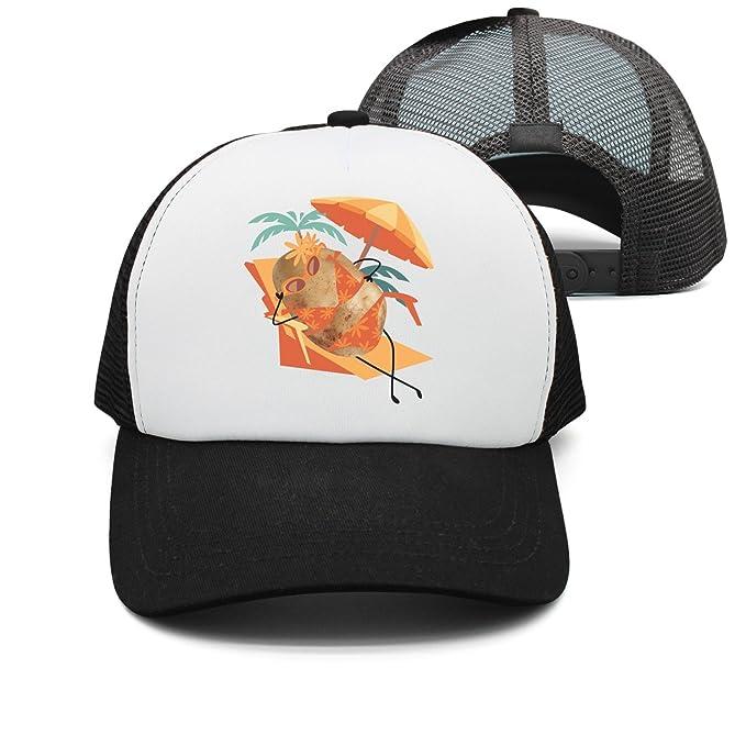YAYAZAN Caps Hats Womens Potato Bikini Sexy Fat Summer Better Mesh Cool  Graphic Adjustable 2b76a9f536cf