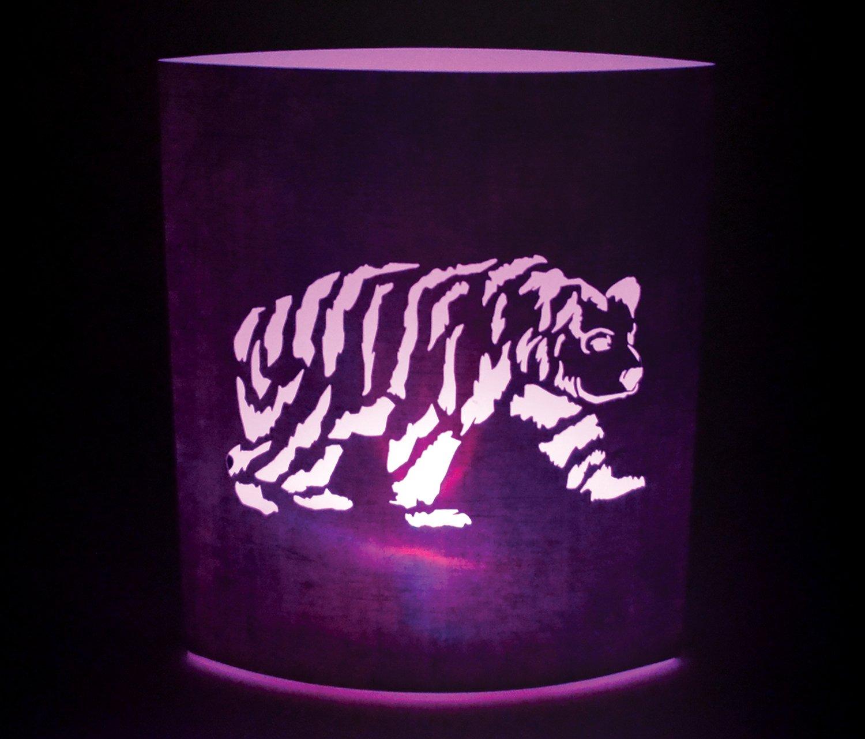 Puzzled Black Bear LED Decorative Lanterns - Animal Theme - Elegant Unique Gift and Useful Souvenir - Item #9650 by Puzzled (Image #8)