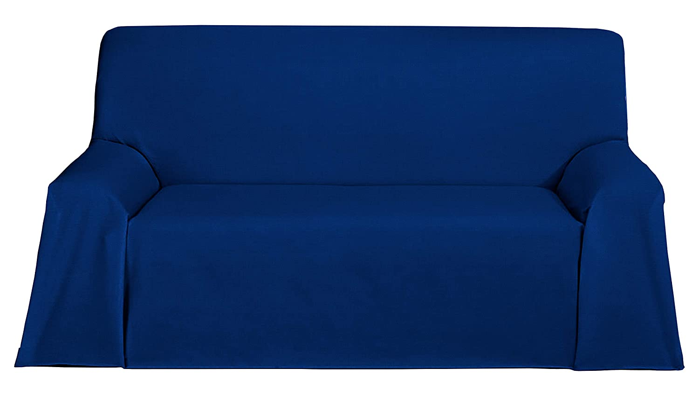 Martina Home Foulard, Tela, Marino, 300 x 270 cm