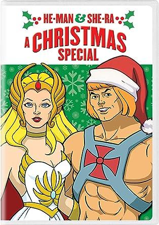 He Man Christmas Special.Amazon Com He Man She Ra A Christmas Special John Erwin