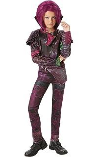Rubies – Disfraz de carnaval o Halloween, Mal de Los Descendientes, Disney (Deluxe