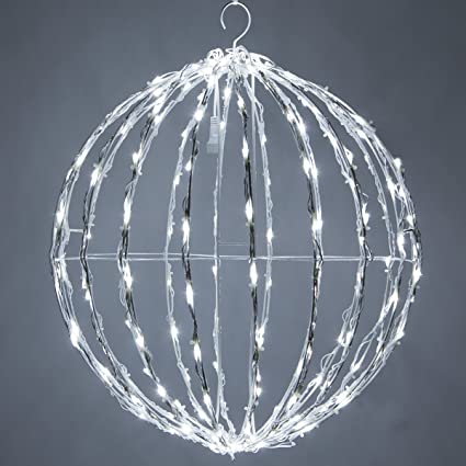 LED Light Ball u2013 Indoor / Outdoor Christmas Light Balls Light Spheres Outdoor / Sphere & Amazon.com : LED Light Ball - Indoor / Outdoor Christmas Light Balls ...