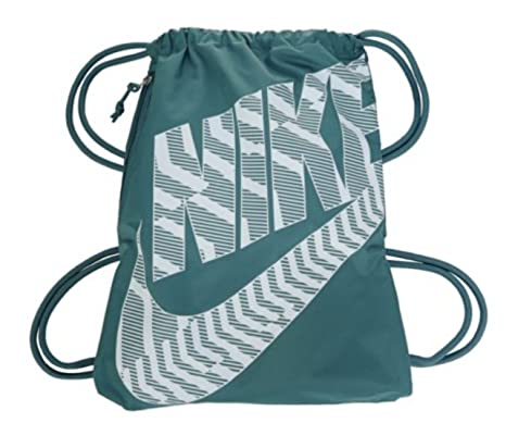 Image Unavailable. Image not available for. Color  NIKE Heritage Drawstring Gymsack  Backpack ... 76e6a345e1