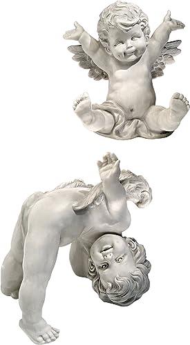 Design Toscano SH93042209 Tumbling Cherub Statue