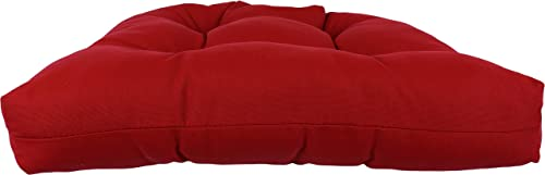 College Covers Everything Comfy Indoor/Outdoor Seat Patio D Cushion