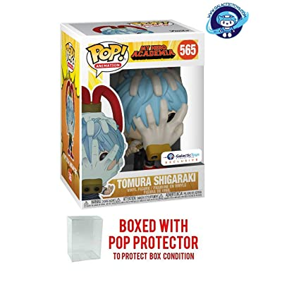 Funko Pop Animation: My Hero Academia Tomura Shigaraki Exclusive: Toys & Games