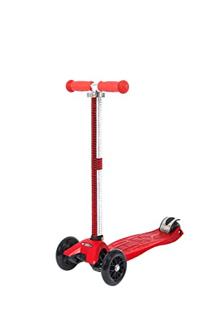 Scoot Patinete personalizado Deluxe Maxi Micro - rojo ...