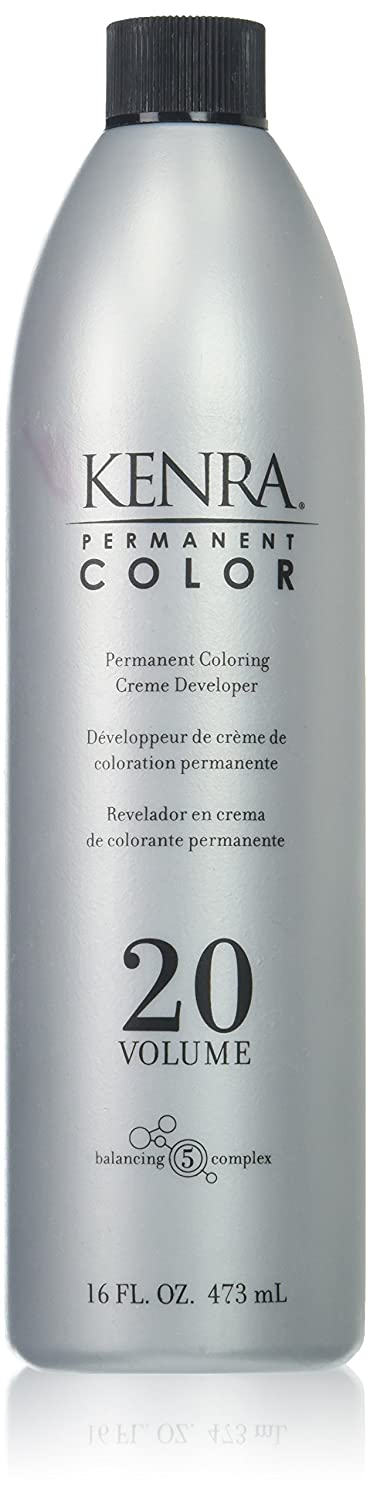 Kenra Creme Developer 20 Volume, 16 Fluid Ounce Mainspring America Inc. DBA Direct Cosmetics B009BAYAY2
