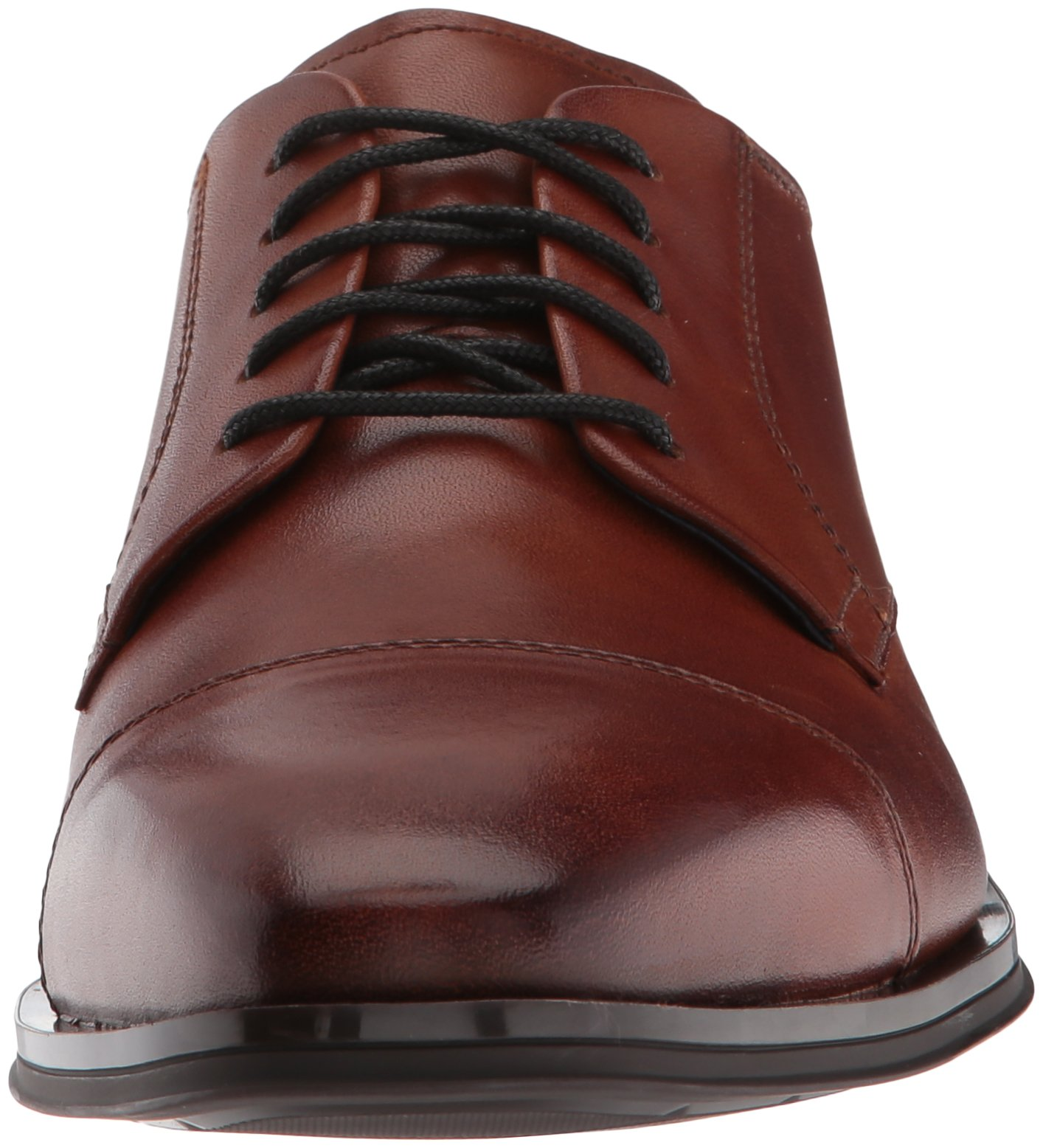 Cole Haan Men's Dawes Grand Cap Toe Oxford, British Tan, 11 Medium US by Cole Haan (Image #4)