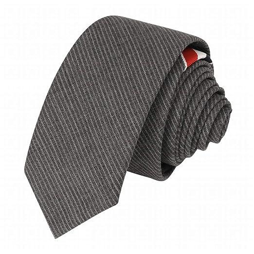 Hemotrade Corbata de Negocios Formal para Hombre Corbatas para ...