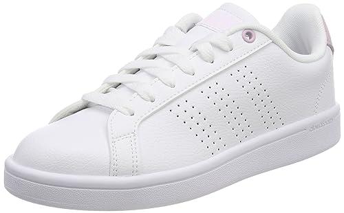 adidas Damen Cloudfoam Advantage Clean Sneaker: Amazon.de ...