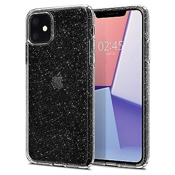 iPhone 11 ケースリキッド・クリスタル グリッター 076CS27181 (クリスタル・クォーツ)