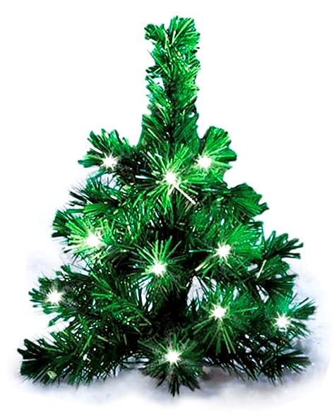 14 solar powered led lighted evergreen tree pathway lights - Christmas Tree Pathway Lights