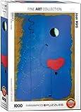 Eurographics Puzzle 1000pièces «Joan Miro Ballerine II» Multicolore