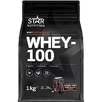 Star Nutrition® | Whey 100 | Rent vassleproteinisolat utan tillsatt socker med en hög proteinhalt | Proteinpulver för…
