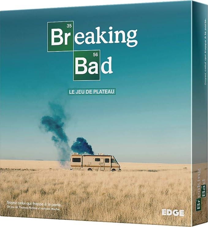 Asmodee- Breaking Bad, EFESBB01 - Juego de Estrategia: Amazon.es: Juguetes y juegos
