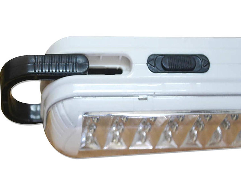 Dp lampada portatile per illuminazione rampe applique