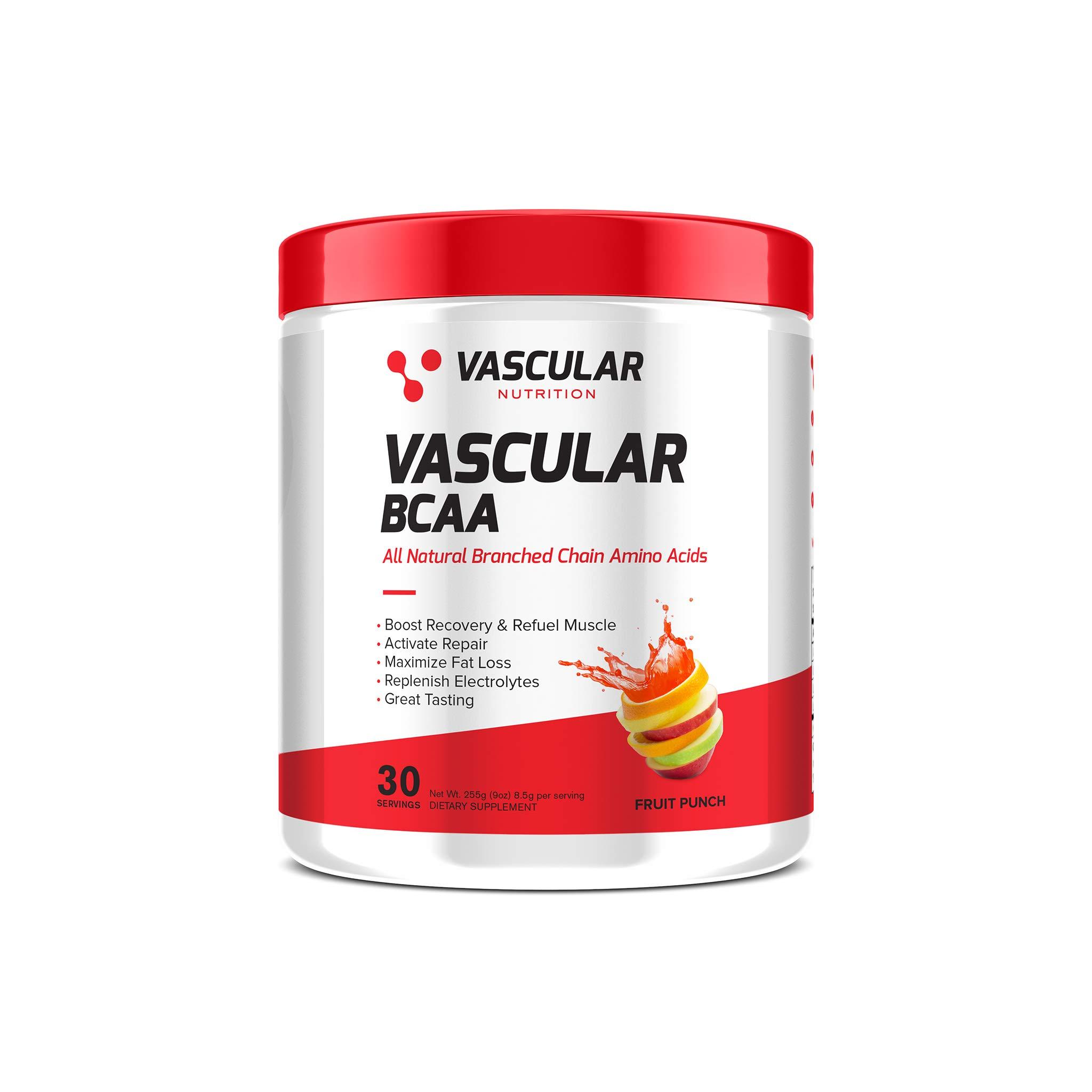 BCAA Vascular Supplements by Vascular Nutrition