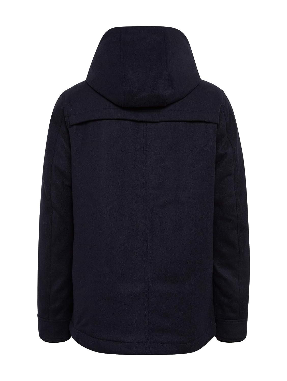 TOM TOM TOM TAILOR Denim für Männer Jacken & Jackets Dufflecoat mit Kapuze B07JJFQT83 Mntel Große Auswahl 95c61e