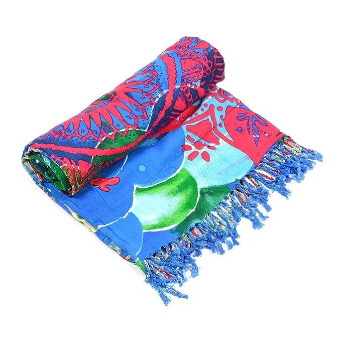 DESIGUAL Femme pareo kikoy serviette de plage sea queen