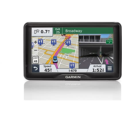 Amazoncom Garmin Nüvi LM Inch Portable Vehicle GPS With - Gps amazon com