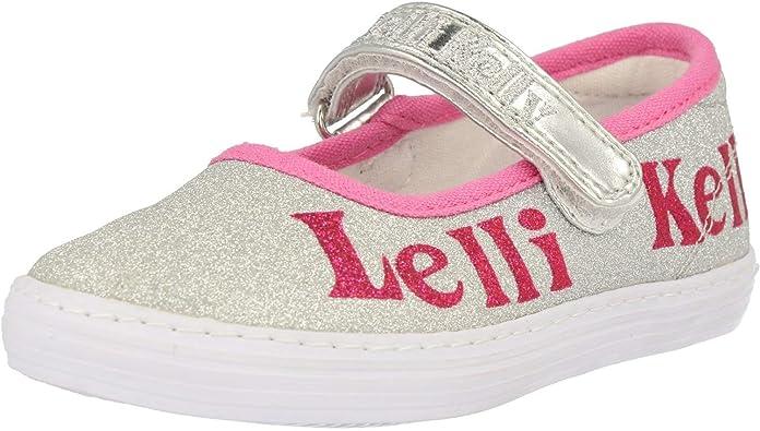Lelli Kelly New Sprint Silver Textile