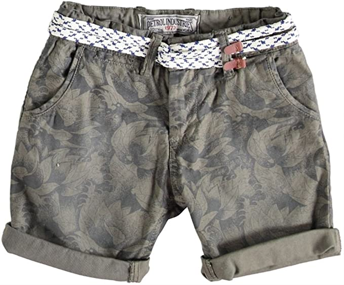 b7c0c9333 Petrol Boys' Shorts green Army - green - 12 Years: Amazon.co.uk ...
