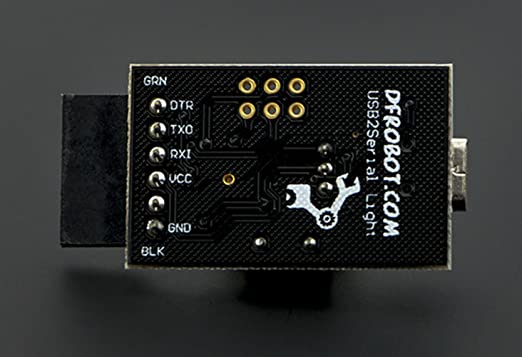 USB Serial Light Adapter (Arduino Compatible)/ The Adapter