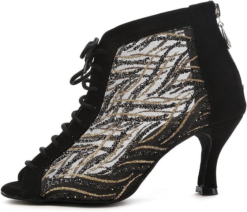 Minitoo soir/ée Avec fermeture /éclair Chaussures /à talons pour femmes Pour danse f/ête de mariage