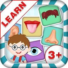 Learn Parts Of Body - Kids Fun