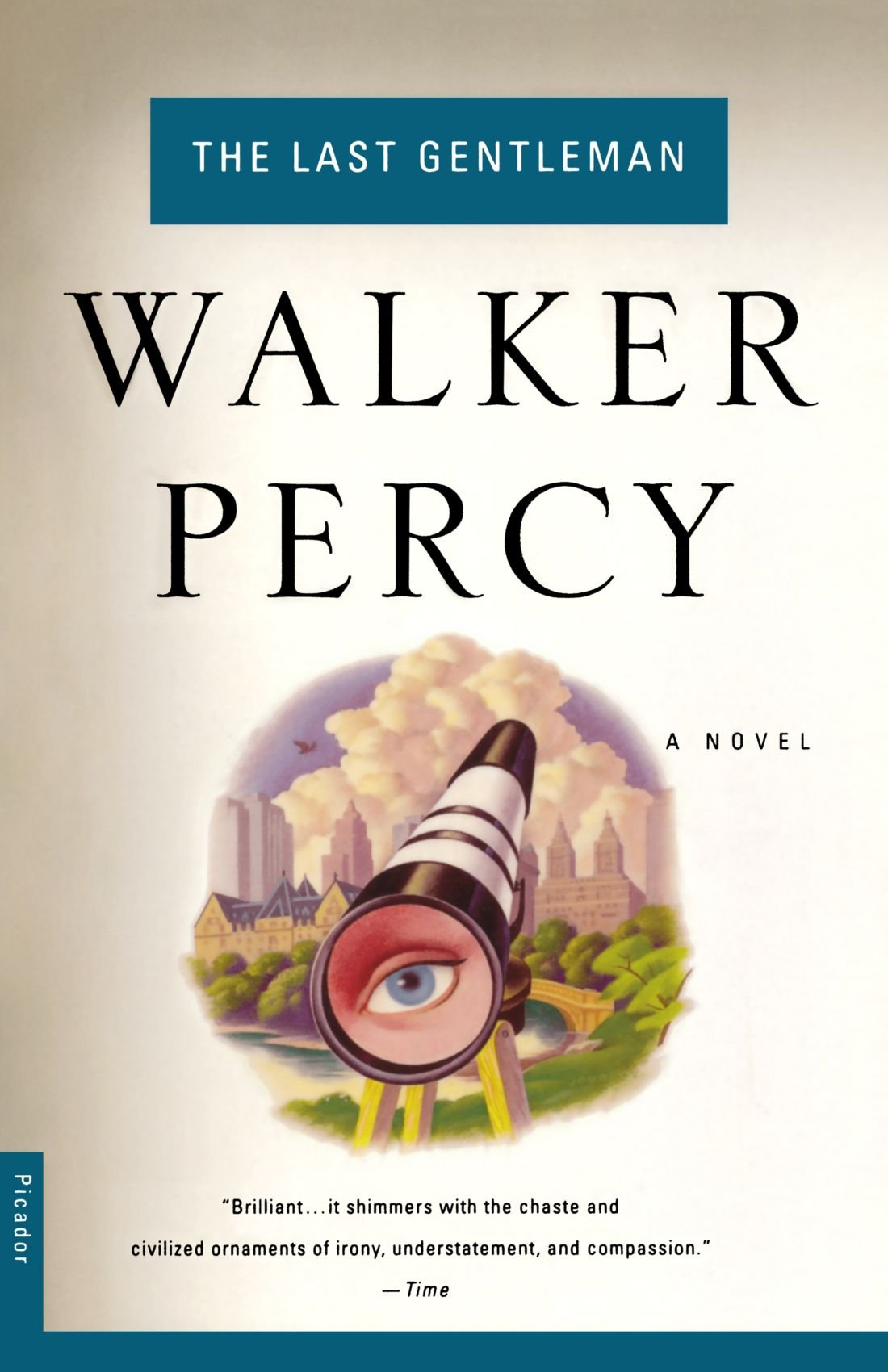 Image result for the last gentleman walker percy