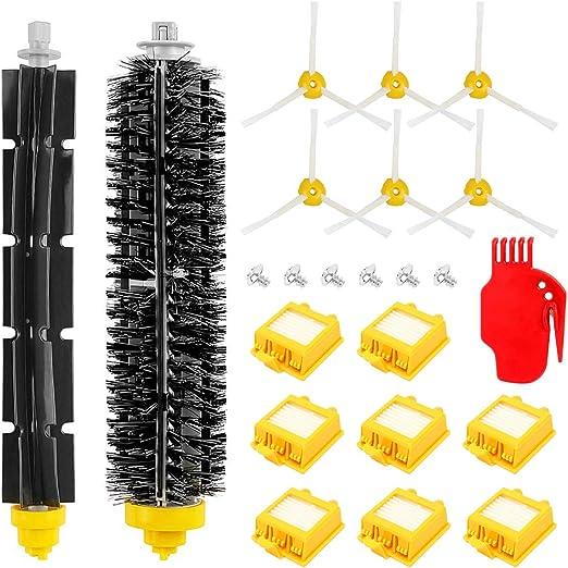 ABClife Kit Cepillos Repuestos de Accesorios Compatible con ...