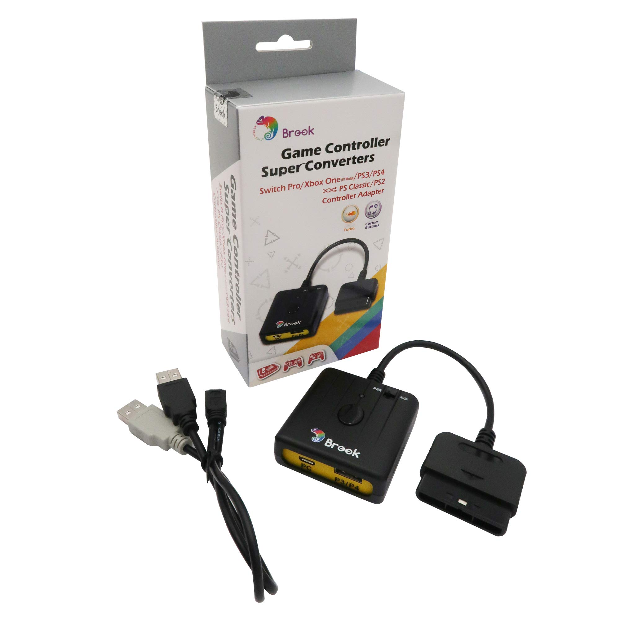 PS3/PS4 to PS2 GAME CONTROLLER SUPER CONVERTER